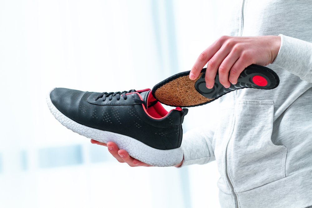 Improve your athletic performance with foot orthoses