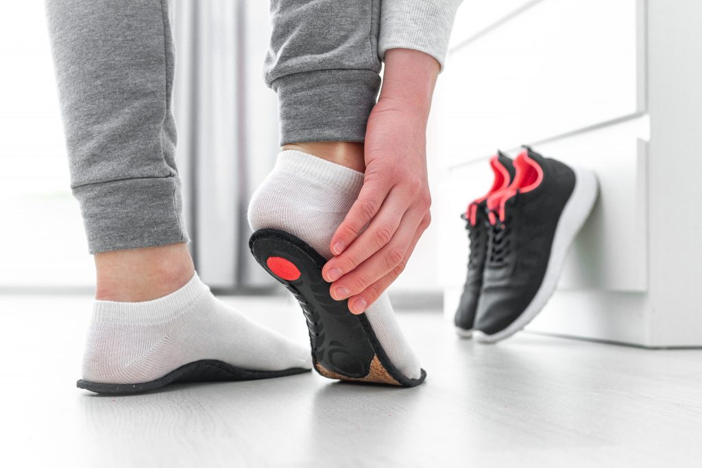 What can damage your foot orthoses?