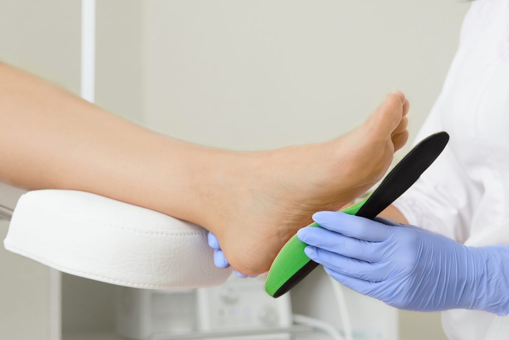 How long do foot orthoses last?