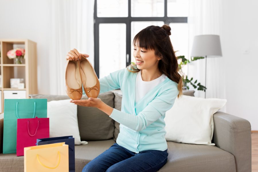 Tips and tricks before wearing new shoes