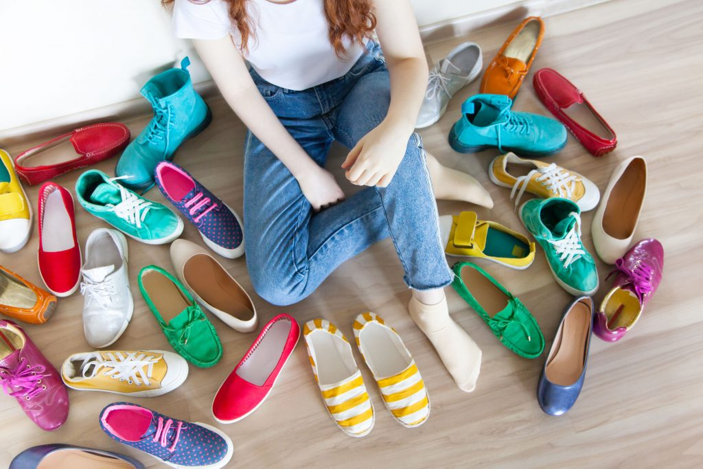 When, why, and to whom should you donate your shoes?